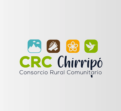 Diseño de logotipo CRC Chirripó