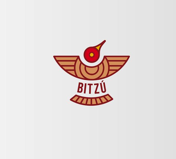 Diseño de logotipo Café Bitzu
