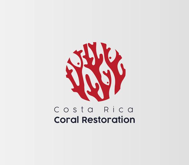 Diseño de logotipo Costa Rica Coral Restoration