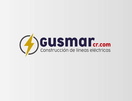 Diseño de logotipo Gusmar