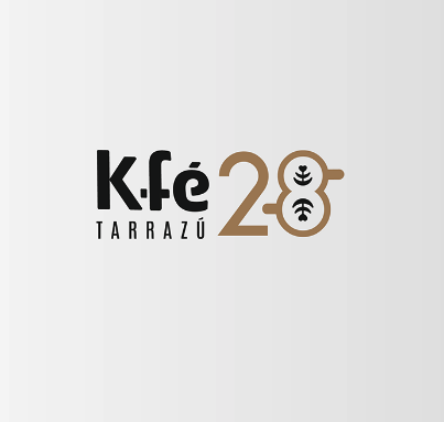 Diseño de logotipo Kfé 28