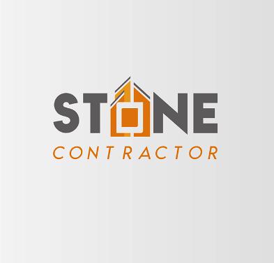 Diseño de logotipo Stone Contractor